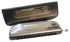 HOHNER CHROMETTA 12 IN DO