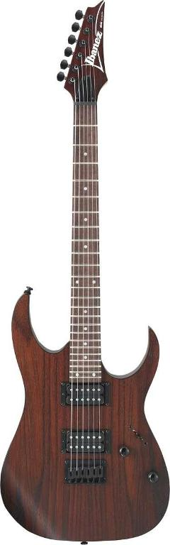 IBANEZ RG421RW CNF CHARCOAL BROWN FLAT