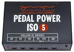 VOODOO LAB VL PI PEDAL POWER ISO 5