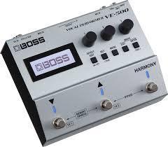 BOSS VE500 VOCAL PERFORMER