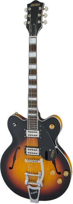 GRETSCH G2622T STREAMLINER  AGED BROOKLYN SUNBURST