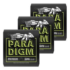 ERNIE BALL 2021 PARADIGM 10 46 SET DA TRE