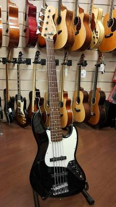 FENDER STANDARD JAZZ BASS V MEXICO