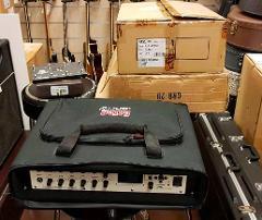 DV MARK MULTIAMP MONO + MULTIAMP MIDI PEDALBOARD + CASE GATOR
