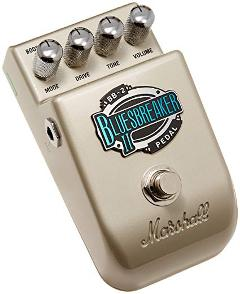 MARSHALL BB2 BLUESBREAKER II BOOSTER/OVERDRIVE