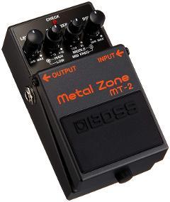 BOSS MT2 METAL ZONE PROMOZIONE