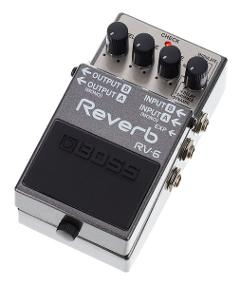 BOSS RV6 DIGITAL REVERB PROMOZIONE