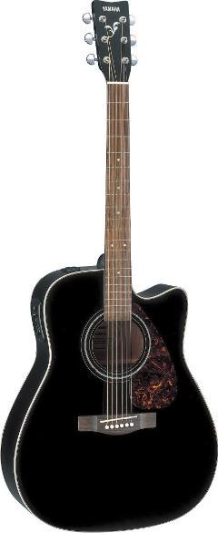 YAMAHA FX370C BL BLACK