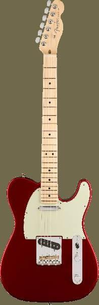 FENDER AMERICAN PROFESSIONAL TELECASTER CANDY APPLE RED MN