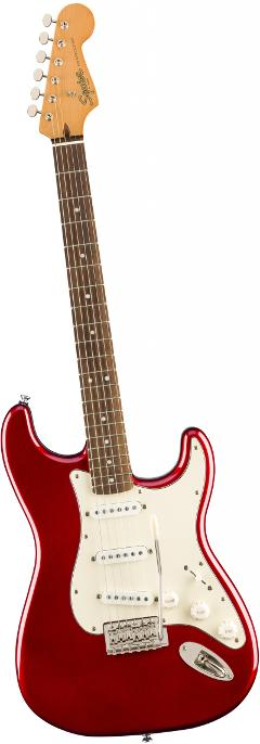 SQUIER CLASSIC VIBE 60S STRATOCASTER CANDY APPLE RED