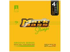 MARKBASS GROOVE SERIES MUTA BASSO 4 CORDE 045-100