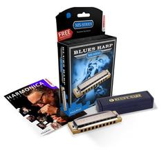 HOHNER BLUES HARP IN DO NEW PACK