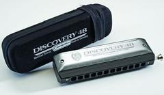 HOHNER CHROMONICA DISCOVERY 7542/48 IN DO