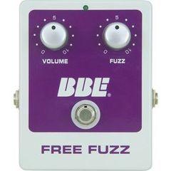 BBE FREE FUZZ BBE FREE FUZZ
