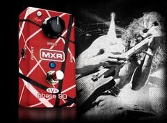 DUNLOP MXR EVH90 PHASE RED
