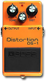 BOSS DS1 DISTORSION PROMOZIONE