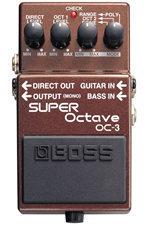 BOSS OC3 SUPER OCTAVE PROMOZIONE