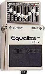 BOSS GE7 EQUALIZER PROMOZIONE