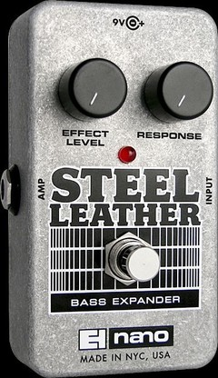 ELECTRO HARMONIX STEEL LEATHER  Electro Harmonix STEEL LEATHER