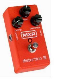 DUNLOP MXR M115 DISTORSION III