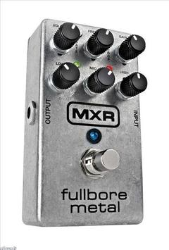 DUNLOP MXR M116 FULL BORE METAL