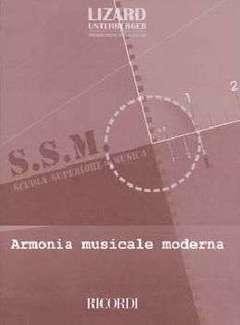 LIZARD ARMONIA MUSICALE MODERNA
