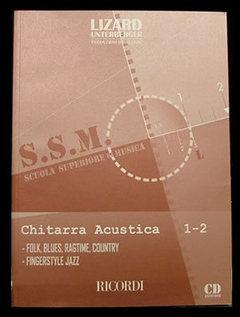 LIZARD CHITARRA ACUSTICA VOL I + CD Lizard CHITARRA ACUSTICA VOL I + CD
