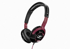SENNHEISER HD229B BLACK PURPLE