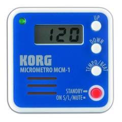 KORG MICROMETRO MCM1 BLUE KORG MICROMETRO MCM1 BLUE