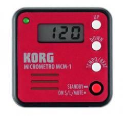 KORG MICROMETRO MCM1 RED KORG MICROMETRO MCM1 RED