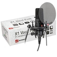 SE ELECTRONICS SE X1 VOCAL PACK  SE ELECTRONICS  SE X1 VOCAL PACK