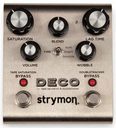 STRYMON DECO ECHO TAPE SATURATION DELAY SPEDIZIONE INCLUSA