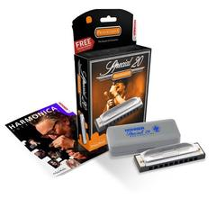 HOHNER SPECIAL 20 PROGRESSIVE IN DO NEW PACK