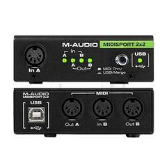 M-AUDIO MIDISPORT 2X2 ANNIVERSARY USB