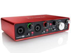 FOCUSRITE SCARLETT 2I4 2ND GENERATION