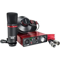FOCUSRITE SCARLETT SOLO STUDIO PACK 2ND GENERATION
