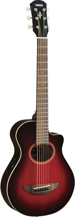 YAMAHA TRAVELER APXT2 DRB DARK RED BURST