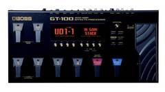 BOSS GT100 VERSION 2 SPEDIZIONE INCLUSA