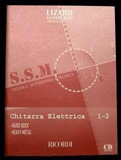 LIZARD CHITARRA ELETTRICA HARD ROCK HEAVY METAL PARTE 1-2 + CD