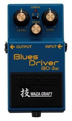 BOSS BD2W BLUES DRIVER WAZA CRAFT PROMOZIONE