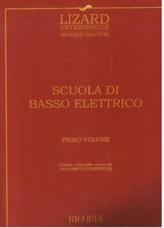 LIZARD SCUOLA DI BASSO VOL I + CD Lizard SCUOLA DI BASSO VOL I + CD