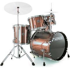 SONOR SMF11 STAGE 2 SMART FORCE BRUSHED COPPER