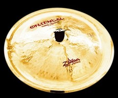 "ZILDJIAN ORIENTAL CHINA TRASH 18"" Zildjian ORIENTAL CHINA TRASH 18"