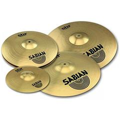 SABIAN SBR 5003 PERFOMANCE SET CON SPLASH IN OMAGGIO