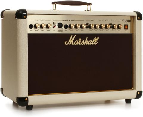 MARSHALL AS50DC CREAM LIMITED EDITION SPEDIZIONE INCLUSA