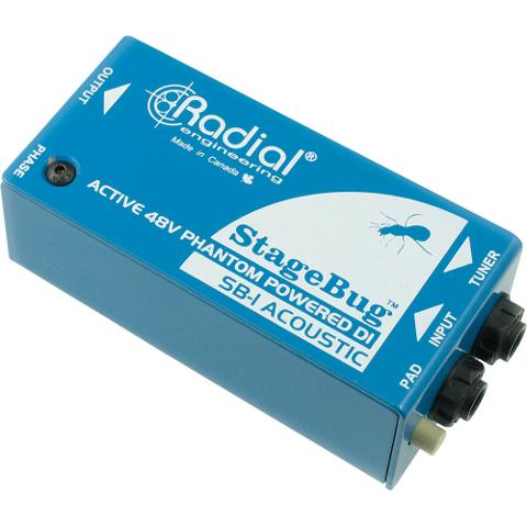 RADIAL SB1 DI DIRECT BOX