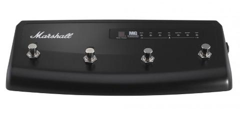 MARSHALL PEDL 90008 FOOTSWITCH A 4 CANALI PER SERIE MG