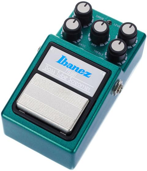 IBANEZ TS9B BASS TUBE SCREAMER PER BASSO