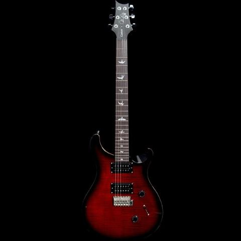 PRS PAUL REED SMITH SE CUSTOM 24 FIRE RED 85/15