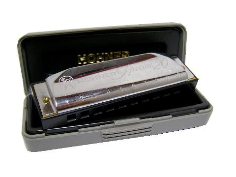 HOHNER SPECIAL 20 CLASSIC IN LA